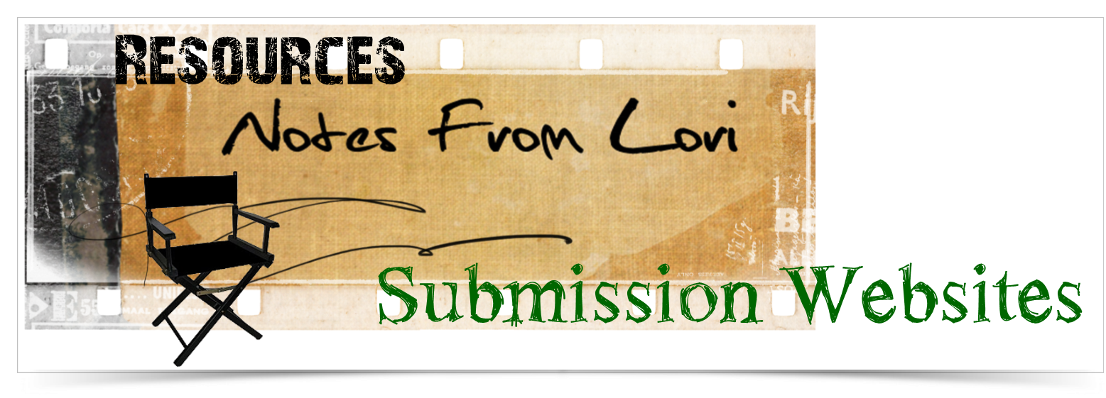 Submission Websites Recommended by Lori Wyman