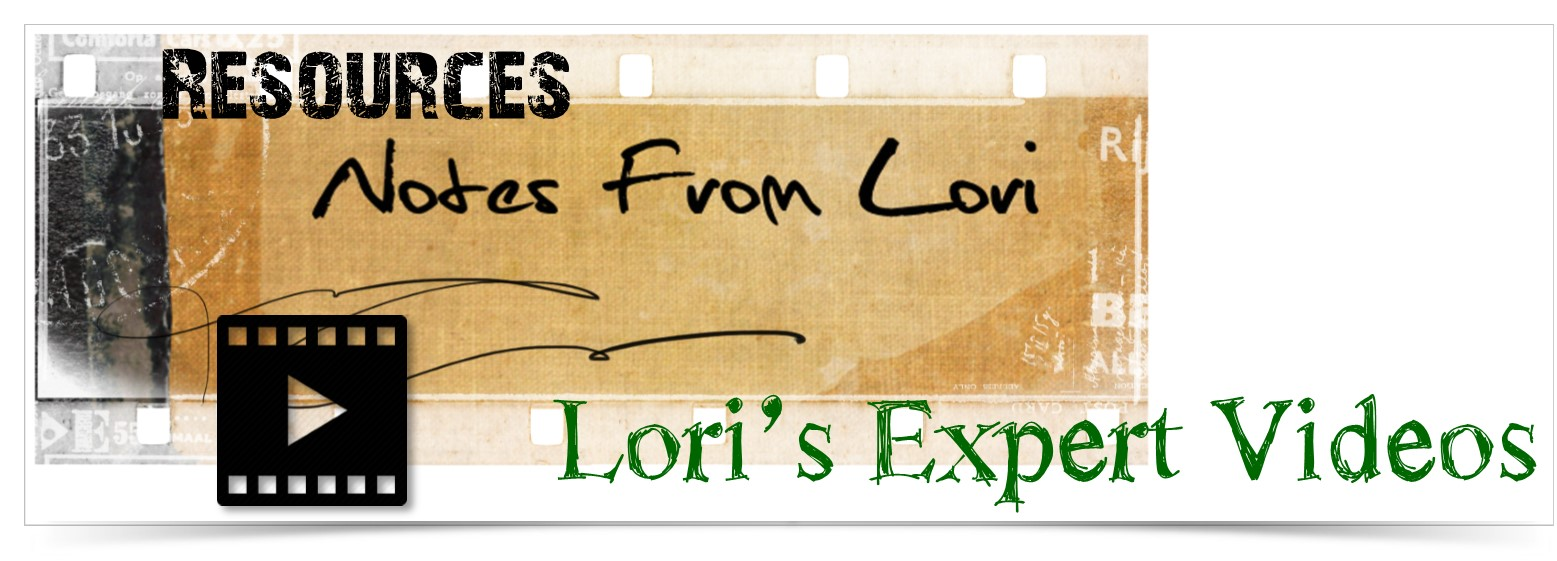 Lori Wyman's Expert Videos on Actors and Casting